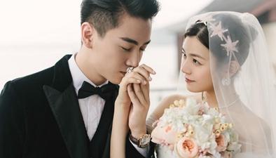 陈晓陈妍希甜蜜大婚