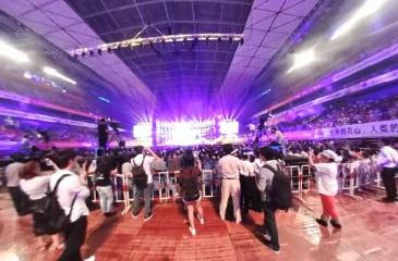 VR全景看2016南宁国际民歌艺术节