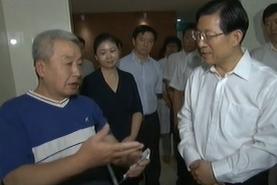 王东峰深入和平区河西区检查推动民心工程落实情况