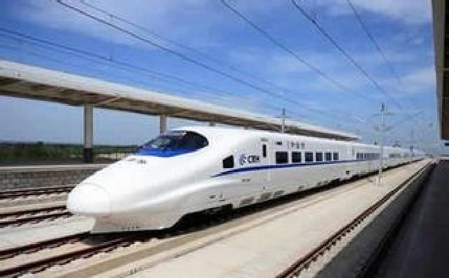 """""""春城号""""北上广文化旅游高铁列车首发 让昆明元素""""走出去"""""""