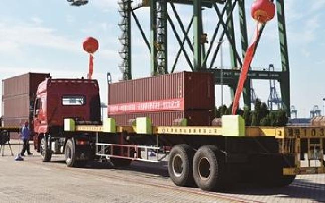 中国港口好司机大赛总决赛落幕
