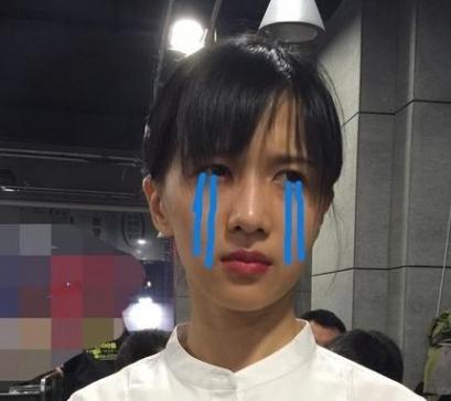 网红届的清流papi酱的刘海据说是她自己剪的,头发生长着实不易,且行且图片