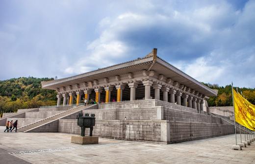 陕西黄帝陵