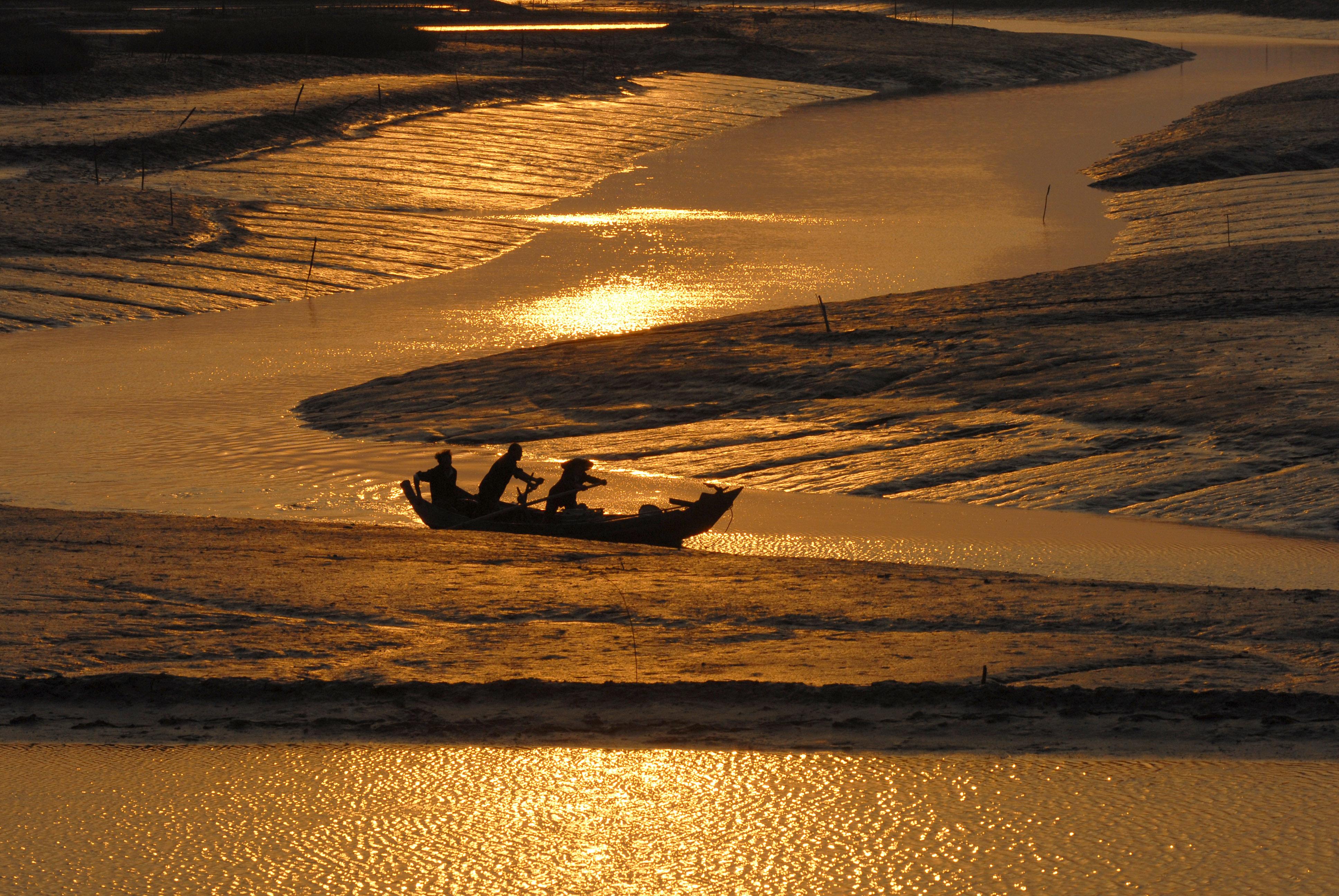 乐清湾畔:多彩坞根的20个亮点