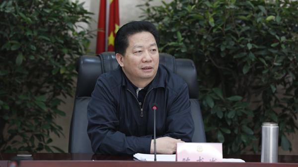陈求发在制造强省建设领导小组第四次会议上发表讲话
