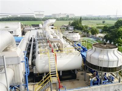加快转型升级步伐 大江东释放绿色发展动能