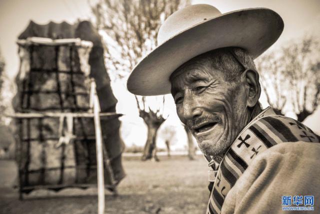 西藏摄影家【第20期】:卓·丹增曲培