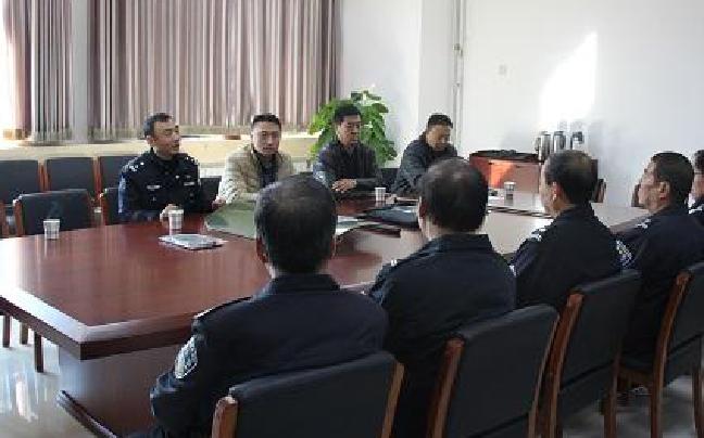 公安红桥分局开展保安员反恐应急培训