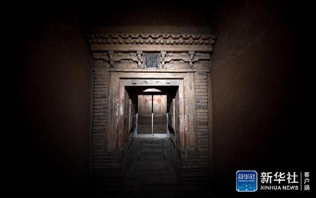 到真正的古墓过把瘾——探秘首座古墓博物馆