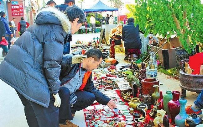 玉溪市第六届古玩艺术品博览会来了