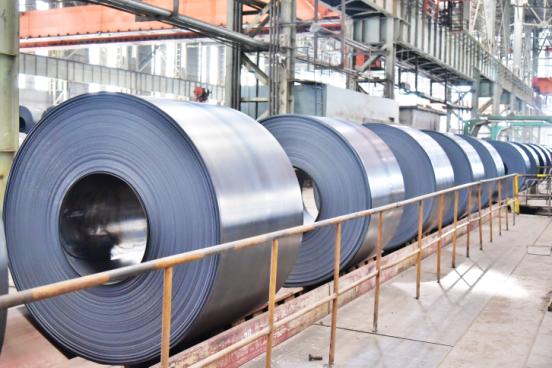 河钢集团高强汽车钢供货国内品牌客车厂