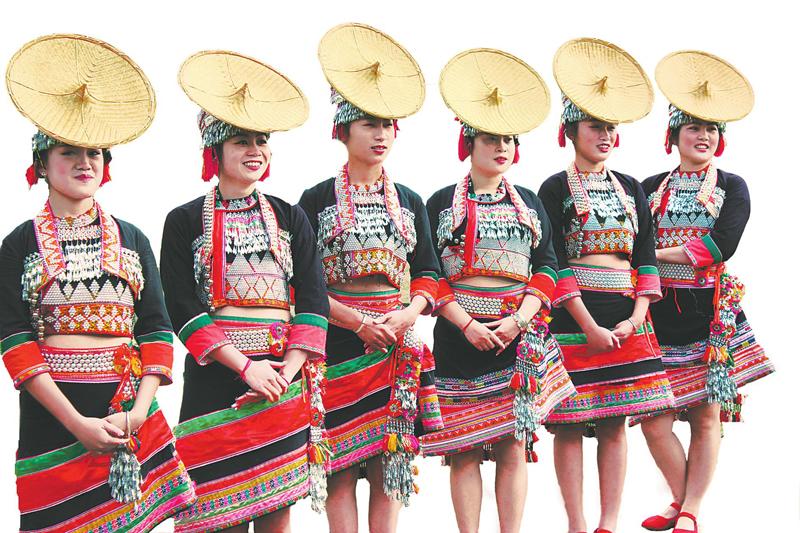 花腰傣服饰:穿在身上的民族文化符号
