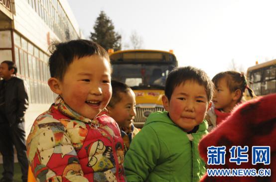 青海互助幼儿园放假前1天