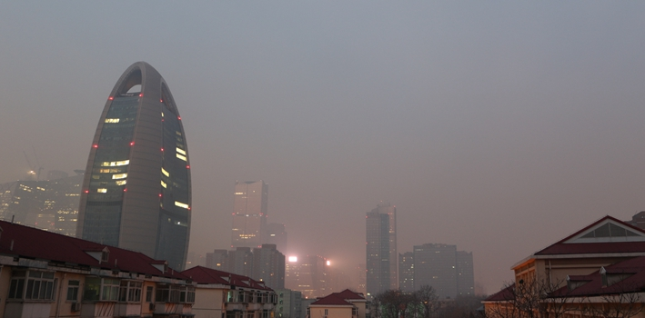环保部发布新一轮重污染天气预警