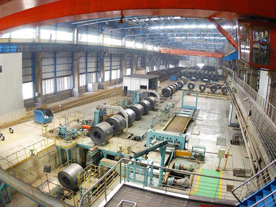 河钢唐钢1810生产线高端产品上量明显