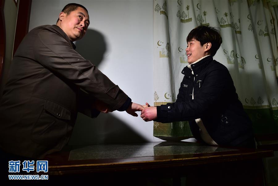 """陪伴是最美的告白——""""好人""""刘玉茹用爱撑起一个家"""