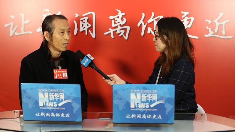辽宁省政协委员刘景春接受新华网专访