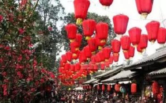 看花会逛庙会品小吃 津南推出春节旅游菜单