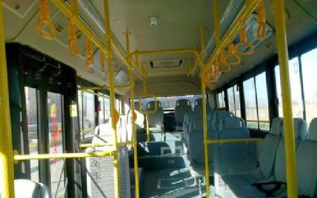 滨海公交3线路调整走向 134路521路开回塘汉路