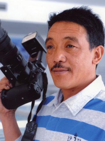 西藏摄影家:旦增简介