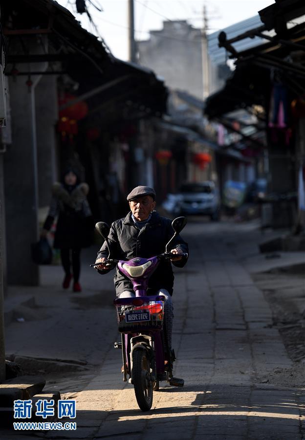 大别山苏埠老街:古风犹存映沧桑