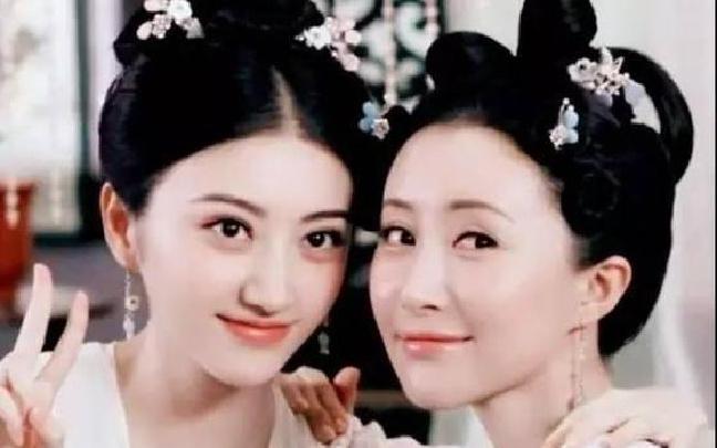 《大唐荣耀》景甜舒畅只差一岁 景甜舒畅演技pk
