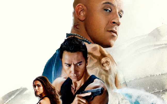 《极限特工:终极回归》破9亿 蝉联周票房冠军