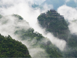 武义县牛头山景区