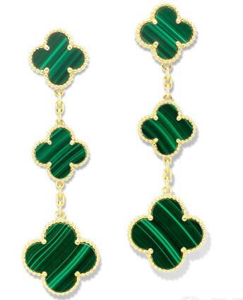 2017年流行色 草木绿的珠宝在这里