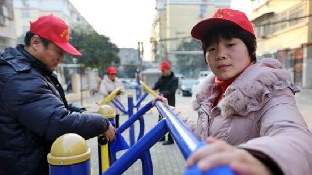 沈阳:志工社工加义工 幸福社区共缔造
