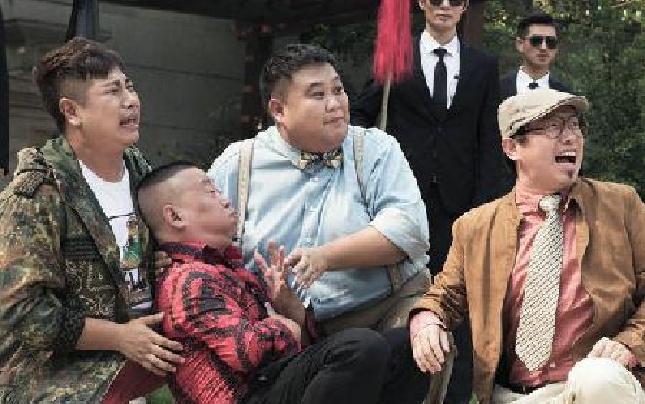 """《欢乐喜剧人》曝特辑 """"十八般武艺""""来搞笑"""
