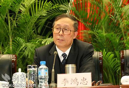 李鸿忠王东峰会见国务院南水北调办主任鄂竟平