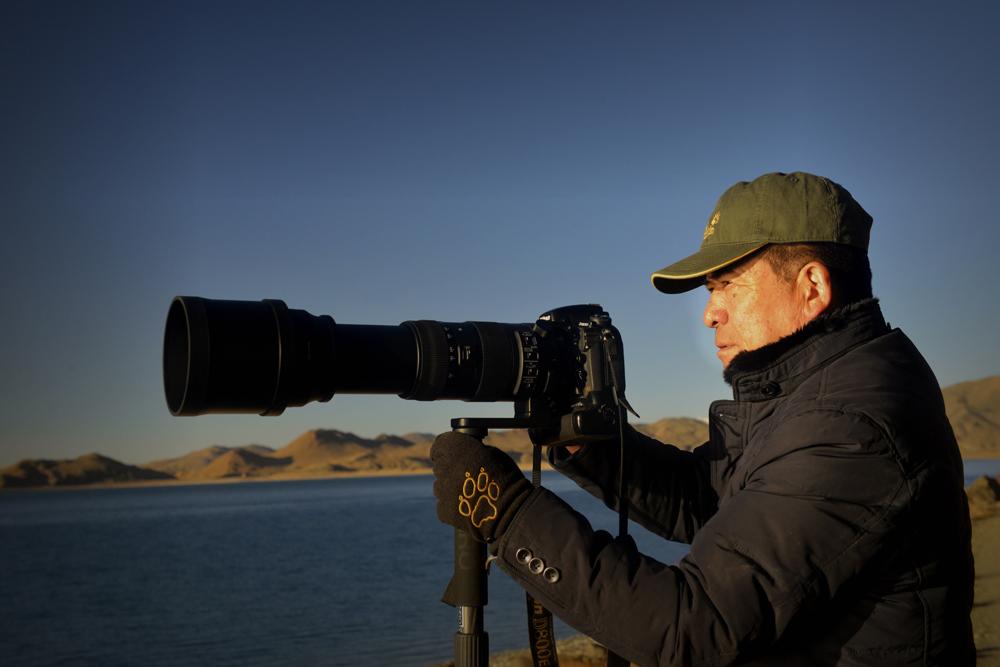 西藏摄影家:格桑次仁简介