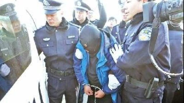 沈阳警方24小时破获一起抢劫杀人案