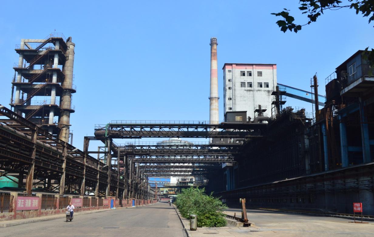 河钢宣钢化产品销售迈上新台阶