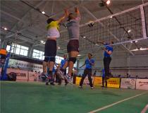 陕西首届气排球公开赛将选出全运健儿