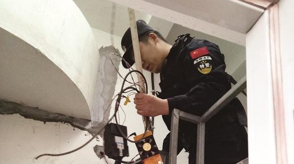 葫芦岛动用无人机捣毁黑广播