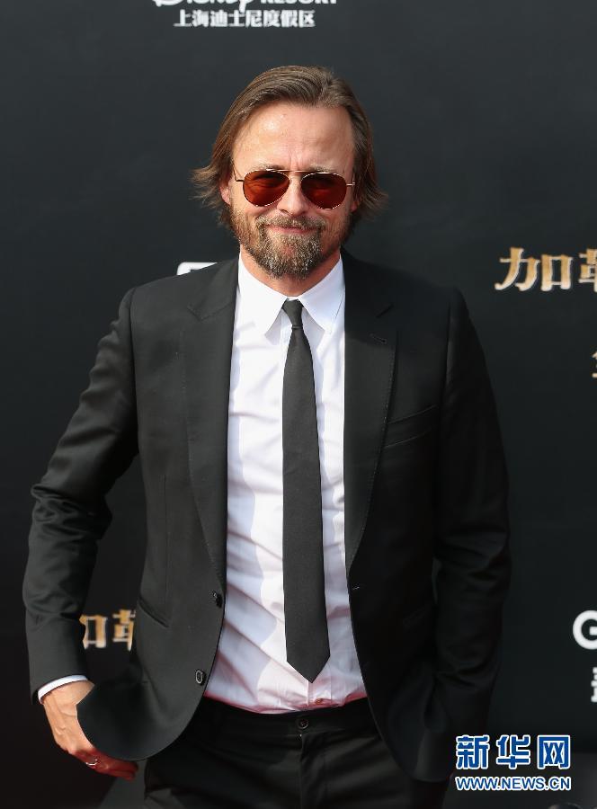 《加勒比海盗5:死无对证》举行全球首映礼