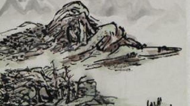 笔墨乾坤——黄宾虹书画作品展在辽宁省博物馆开展
