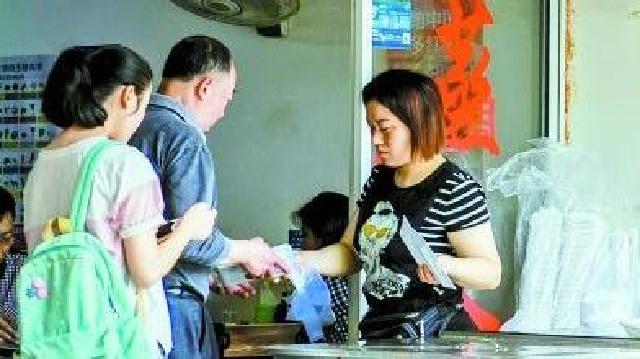 沈阳首次网络订餐商户抽查合格率67.5%