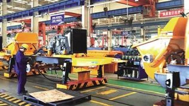 甘井子区聚力推动装备制造业做优做强