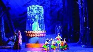 《人参娃娃》参加中国儿童戏剧节