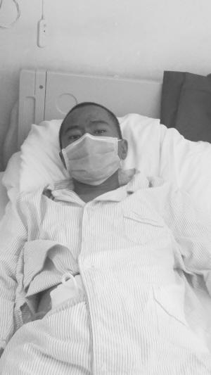 杜建洲:七载献血不言悔 一朝患病不言退