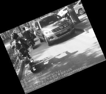 石家庄:市民随手拍违法 千余车次被惩罚