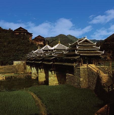 三江县旅游