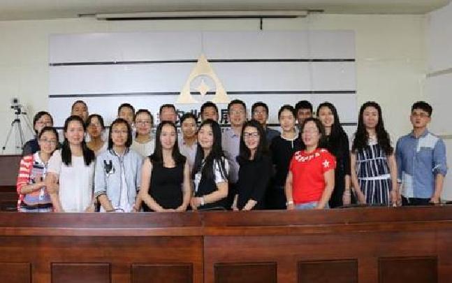 农发行曲靖市分行开展青年业务小组组长竞选演讲活动