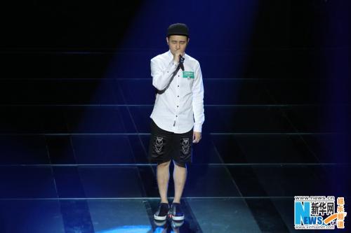 《中国新歌声》哈林周董火药味重图片
