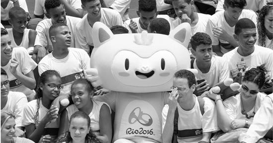 从器械、安防到吉祥物 里约奥运到处都有浙商身影
