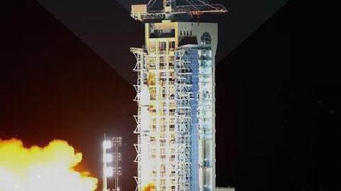 世界第一! 中国首颗量子卫星发射成功