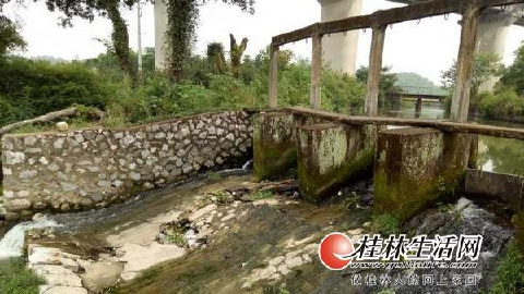 """桂林农村农田水利设施""""有人建没人管""""问题突出"""